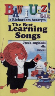 ksiazka tytuł: The Best Learning Songs autor: