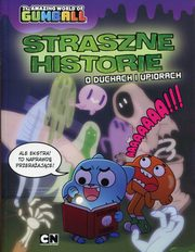 The Amazing World of Gumball Straszne historie o duchach i upiorach,